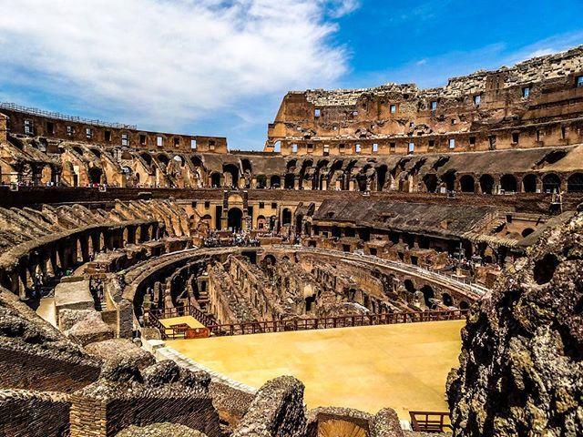 #colosseum #roma