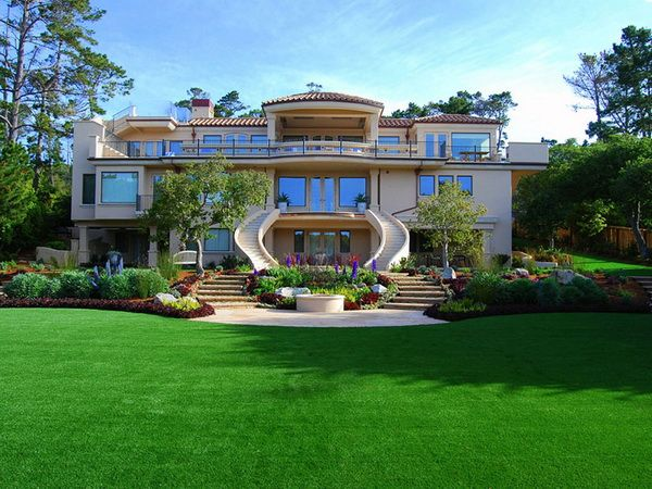 A Garden Pearl in Pebble Beach by Zeterre Landscape Architecture