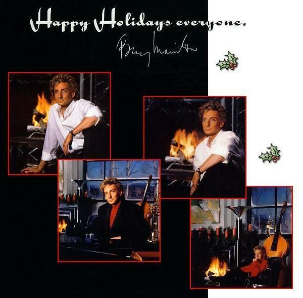 86 best holidays images on pinterest holidays holidays events and barry manilow christmas card bookmarktalkfo Image collections
