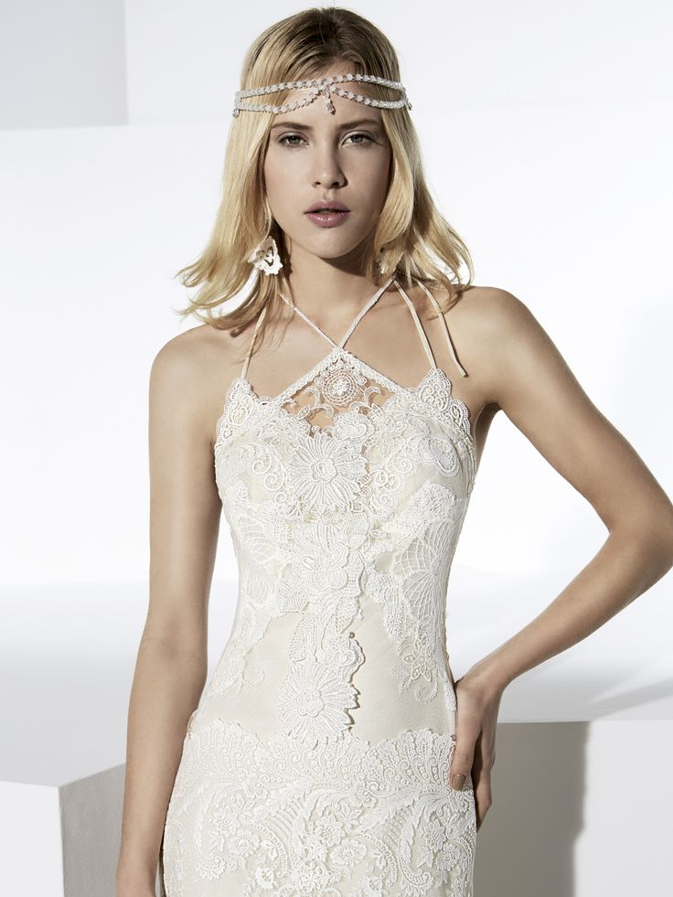 14 best Bridal Trends 2014 - Lace Wedding Dresses images on ...