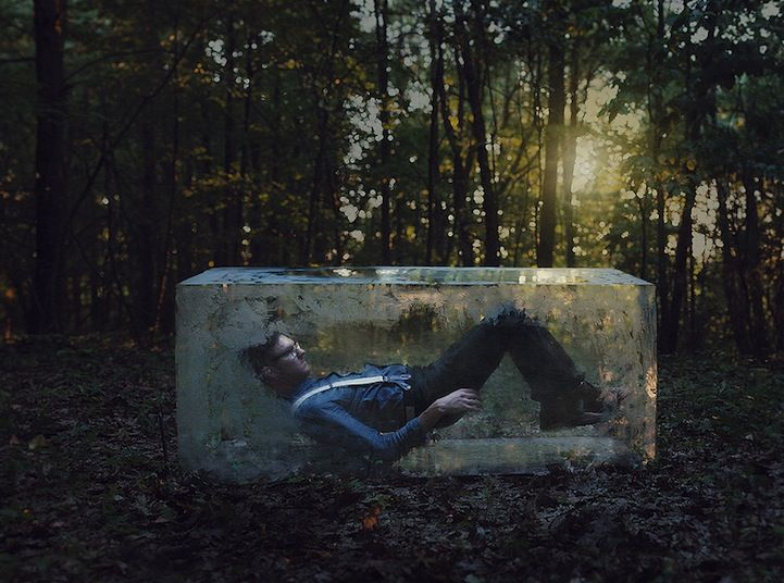 Best Surreal Photoshop Images On Pinterest Advertising - Photographer uses photoshop to create surreal dreamy composite images