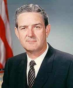 John Connally Jr- Former Governor of TX, Sec of Navy, Sec of Treasury-Floresville,TX