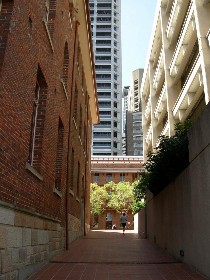 Old Brisbane and new Brisbane