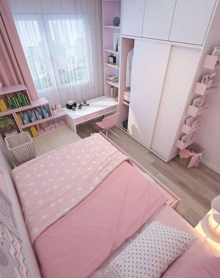 Having a small bed room will be fairly uncomfortable. In spite of everything, your bed room is the one place the place you need to have the ability to... ,