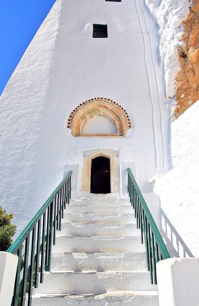 Panagia Hozoviotissa, Amorgos Island, Greece