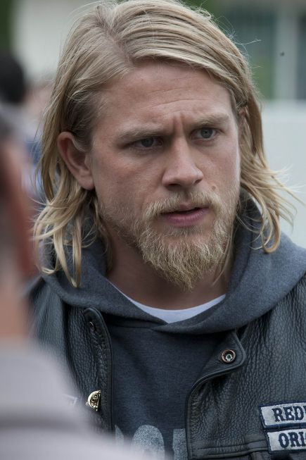 Jax from Sons Of Anarchy - Charlie Hunnam