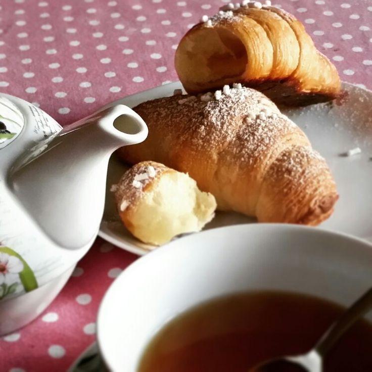 Croissant buonissimi, altro che bar