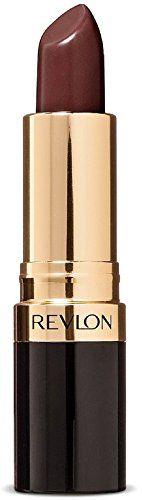 Revlon Super Lustrous Lipstick Creme, Black Cherry 477, 0.15 Ounce (Pack of 2)
