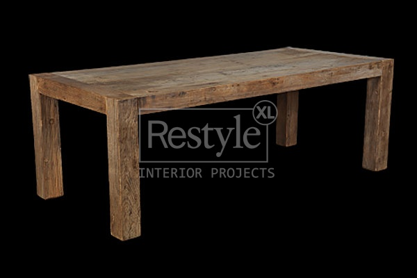 Product: Tafel oud hout