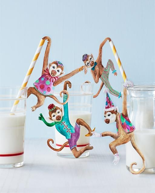 Circus Party free Printables