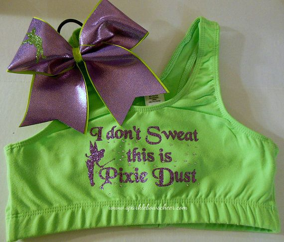 Hey, I found this really awesome Etsy listing at https://www.etsy.com/listing/171758422/tinkerbell-i-dont-sweat-this-is-pixie