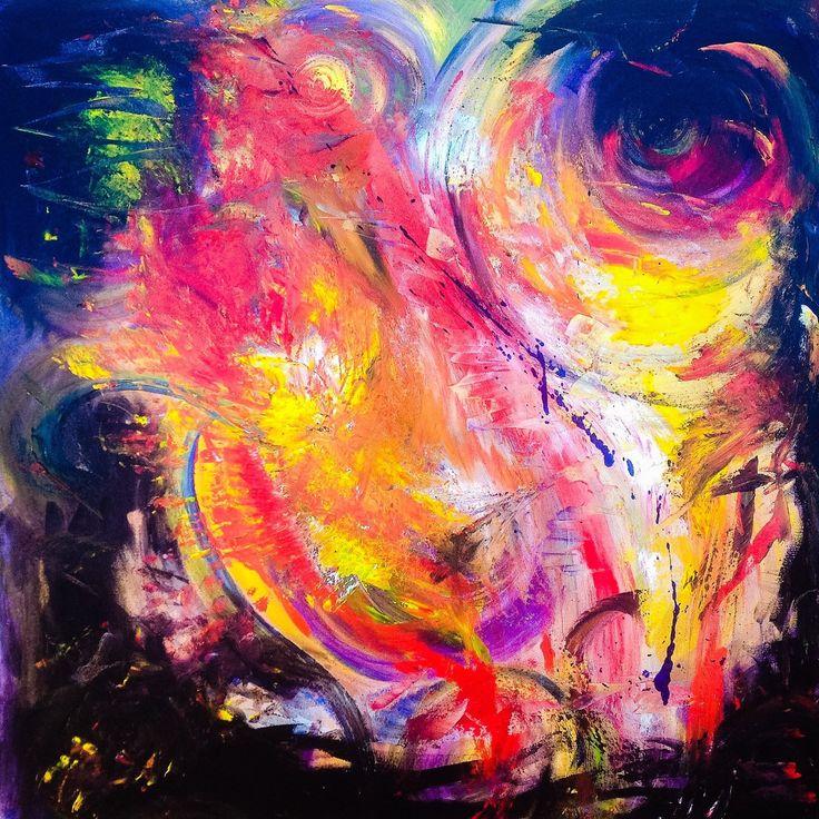 Abstract  art; Meri Andric