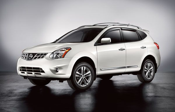 Vehicle Spotlight: 2013 #Nissan #Rogue http://www.daytonanissan.com/2013-nissan-rogue-in-daytona-florida.htm