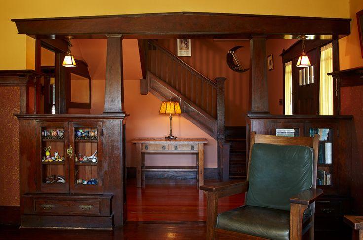 Pasadena Bungalow With Original Woodwork Craftsman