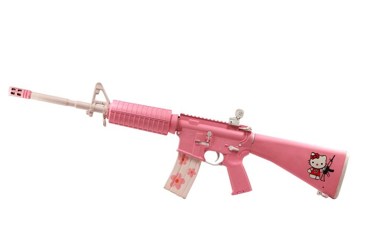 "In the past two decades, the AR-15 (also known as the M-16) has evolved into an open, modular gun platform that's infinitely hackable and accessorizable. With only a few simple tools and no gunsmithing expertise, an AR-15 can be heavily modified, or even assembled from scratch, from widely available parts to suit the fancy and fantasy of each individual user. In this respect, the AR-15 is the world's first ""maker"" gun."