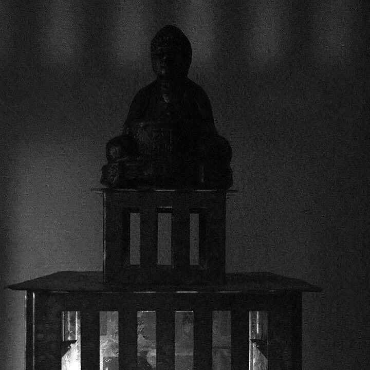 Buddha at night!