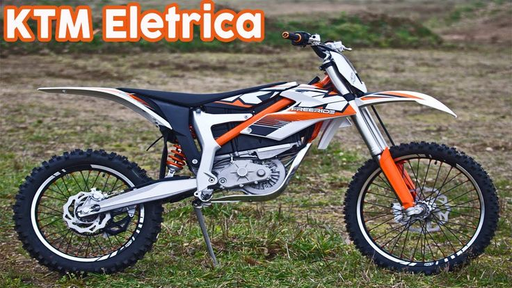 KTM ELETRICA ( DIRT BIKE ELETRIC )