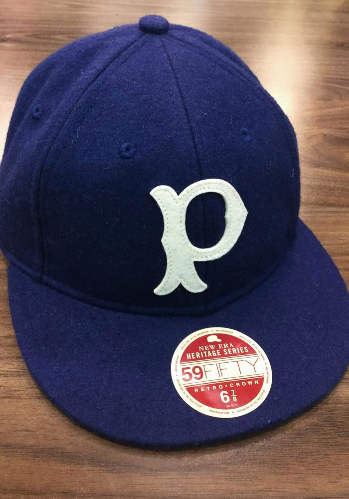 new arrive factory authentic offer discounts New Era Pittsburgh Pirates Mens Navy Blue 1901 Retro-Crown 59FIFTY ...