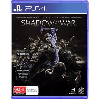 Middle-Earth Shadow of War - ETA: 11 October 2017