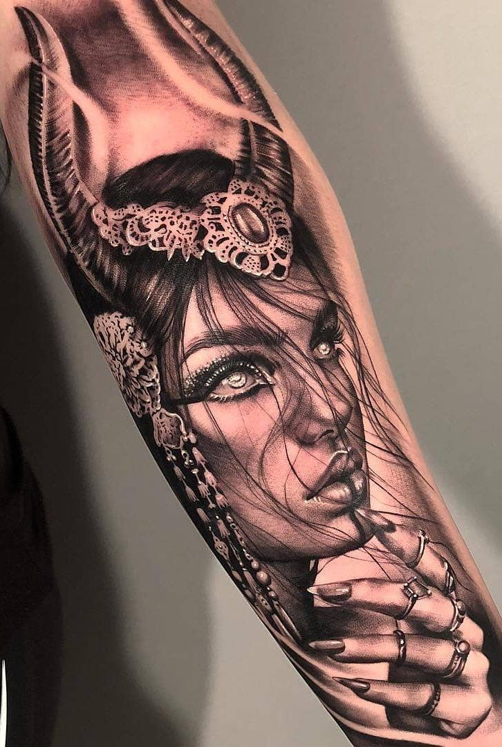 42+ Best Arm Tattoos – Meanings, Ideas and Designs for This Year Part 24