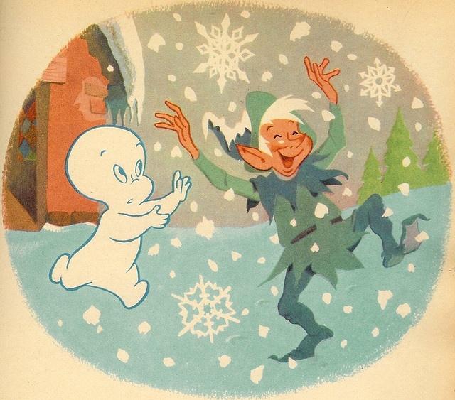 Casper  and jack frost
