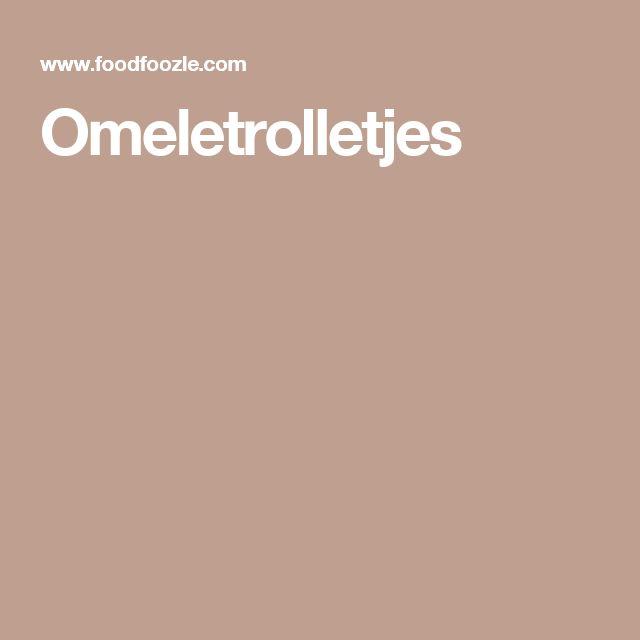 Omeletrolletjes