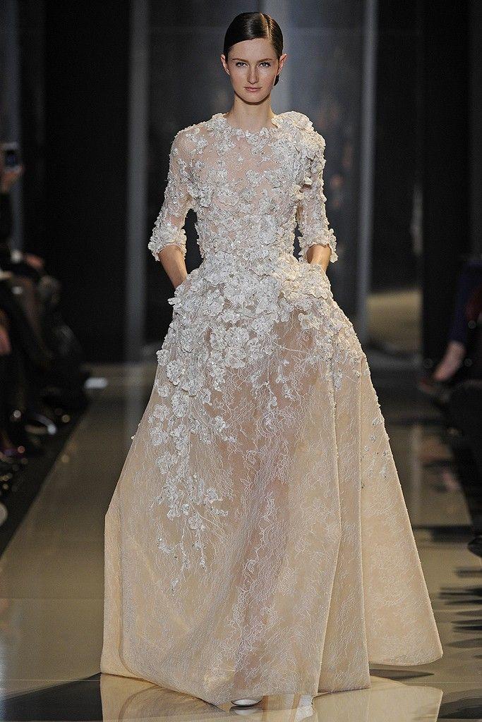 1391 best Elie Saab images on Pinterest | Bridal gowns, Elie saab ...
