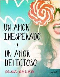 Un amor delicioso, un amor inesperado. Y si después de leer Un amor inesperado te has quedado con ganas de seguir leyendo, disfruta de Un amor delicioso: