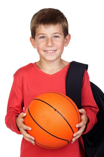 B-ball kids, Sporty inspiration for your little dreamers :)