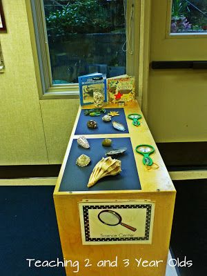 Teaching 2 and 3 Year Olds: SETTING UP THE PRESCHOOL CLASSROOM