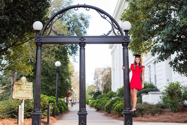 UGA Senior Photos | Athens Georgia Graduation Photographer_0004