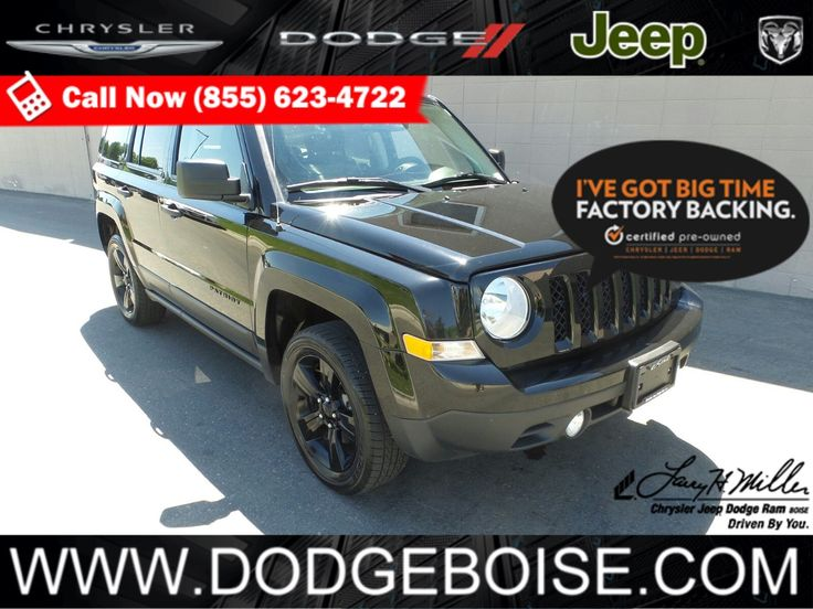 Cars for Sale: Used 2015 Jeep Patriot 4WD Sport for sale in Boise, ID 83709: Sport Utility Details - 460201622 - Autotrader