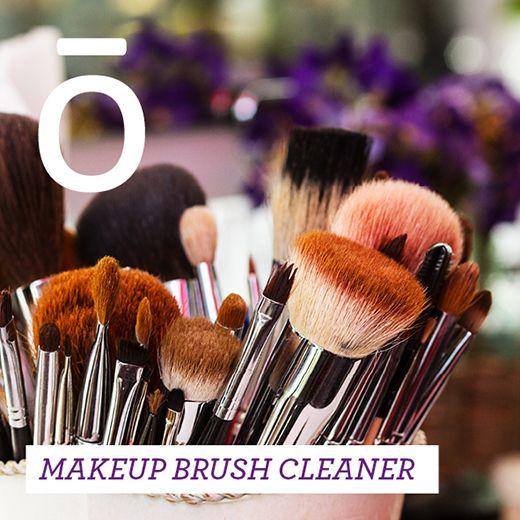 how to clean makeup brushes with coconut oil. makeup brush cleaner: 2 tablespoons fracionated coconut oil 5 drops tea tree how to clean brushes with