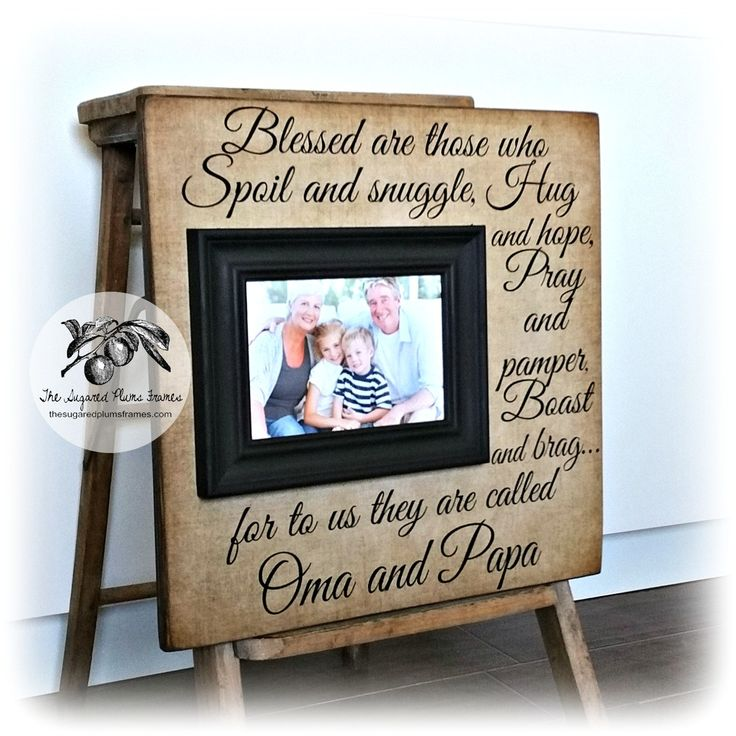 Grandparents Gift, Gifts For Grandma, Personalized Grandparents Gifts, MiMi Gift, Granny Gift, Nana Gift, Oma Gift, Papa Gift 16x16 by thesugaredplums on Etsy