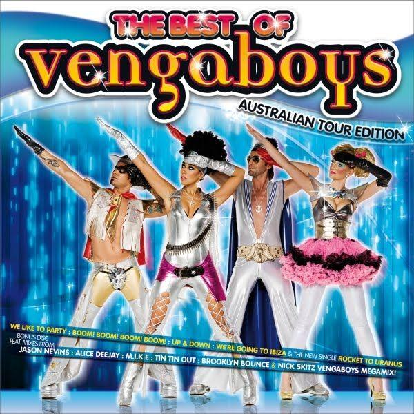 Vengaboys - The Best Of Vengaboys (Australian Tour Edition)