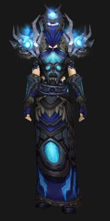 Skyshatter Harness - Transmog Set - World of Warcraft