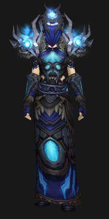 Skyshatter Harness - Transmog Set - World of Warcraft