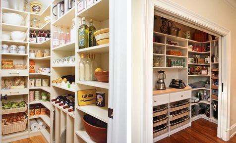 Des armoires bien remplies : listes des aliments basiques et non périssables à avoir chez soi.