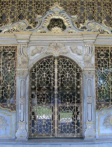 Door, Istanbul, Turkey | Topkapi Palace, Istanbul, Turkey | Flickr - Photo Sharing!