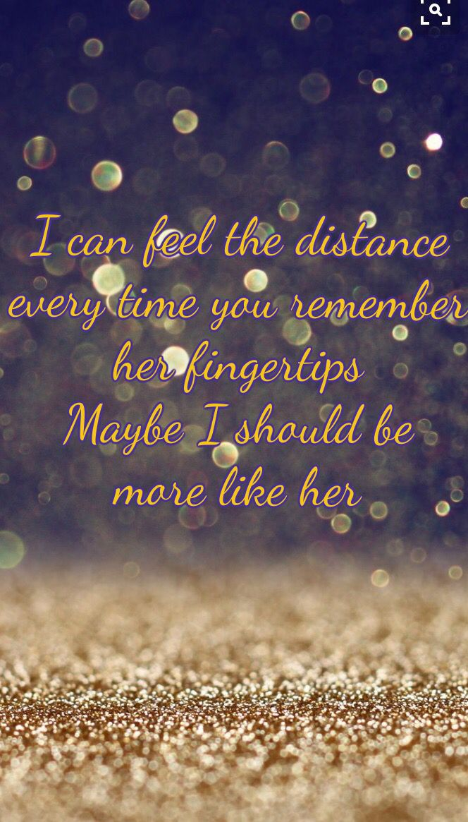 Perfect Selena Gomez lyrics