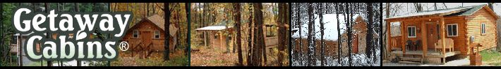 Getaway Cabins®: Cabin Rentals,B&B,Lodging in Hocking Hills of Ohio