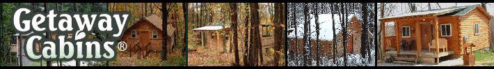 Getaway Cabins®: Cabin Rentals,B&B,Lodging in Hocking Hills of Ohio