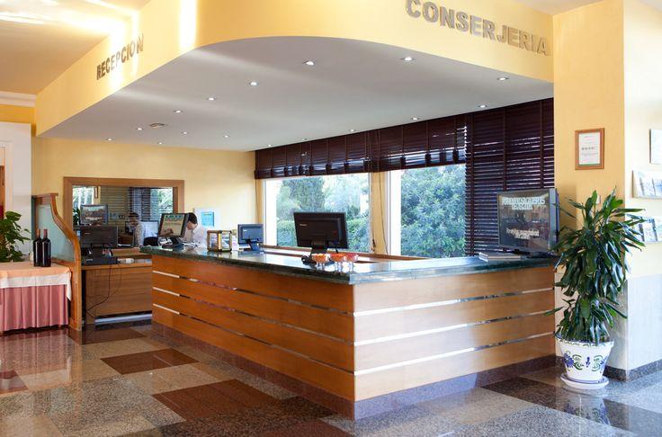 Recepción Hotel Senator Marbella SPA****
