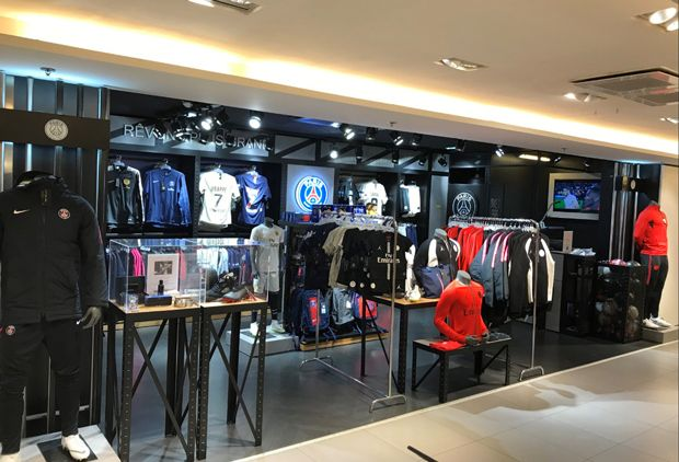 38ba2b47e6956 Paris Saint-Germain official store  PSG shirts 18 19 and all official  products