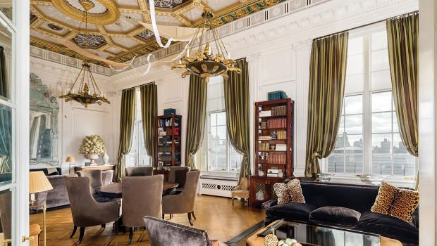 In Manhattan Classic: New York's Finest Prewar Apartments
