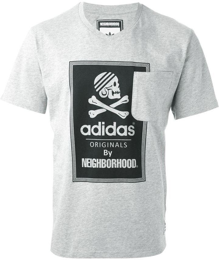 Adidas Originals 'Neighborhood' T-shirt
