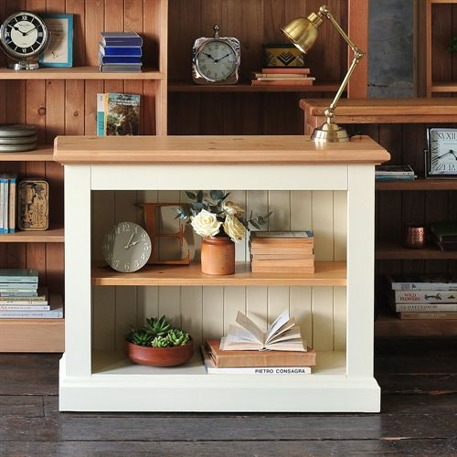 Wiltshire Painted Short Wide Bookcase - 25+ Best Ideas About Wide Bookcase On Pinterest Bookcases, Ikea