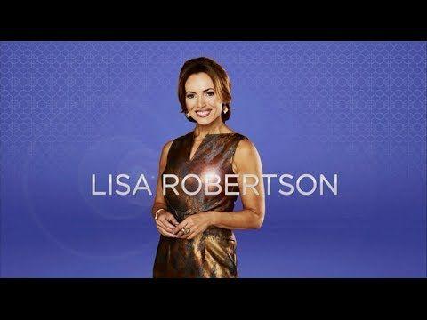 QVC Host Lisa Robertson