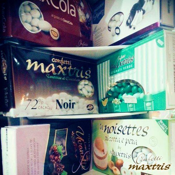 #confetti #maxtris #cioccolatini #wedding #party #inspiration #uvetta #meringa #cassata #pera