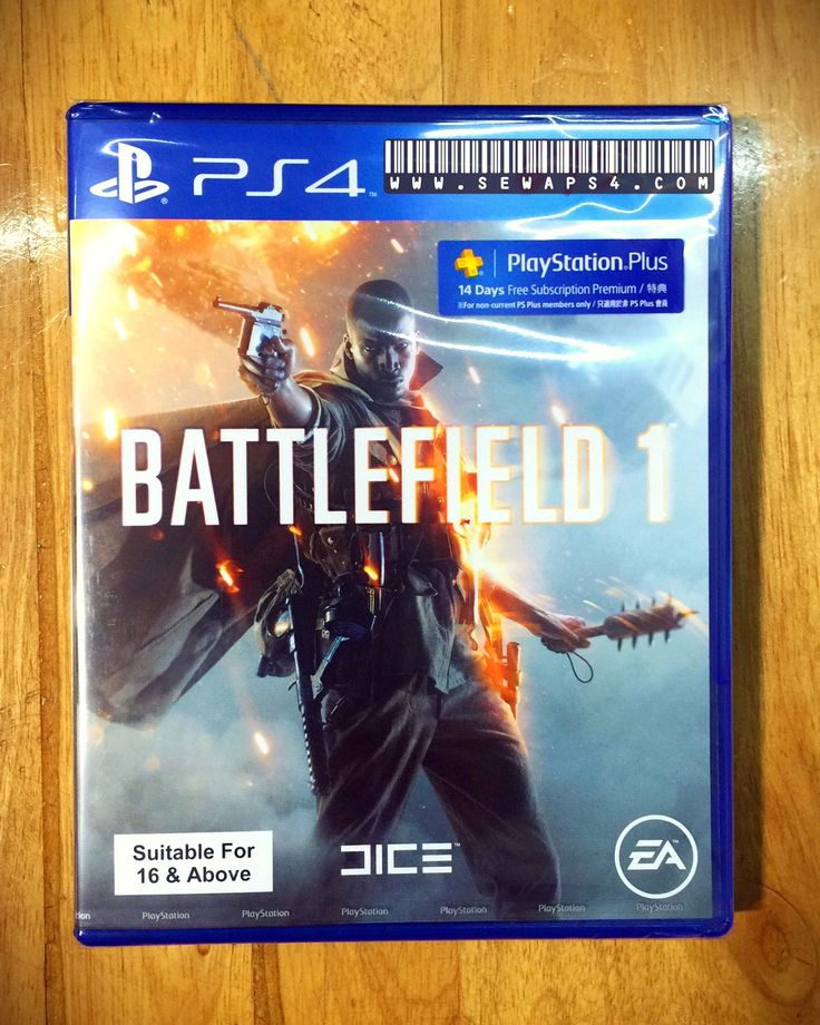 Sewaps4.com & Battlefield1 is ready Sewa ps4 harian 081906060620